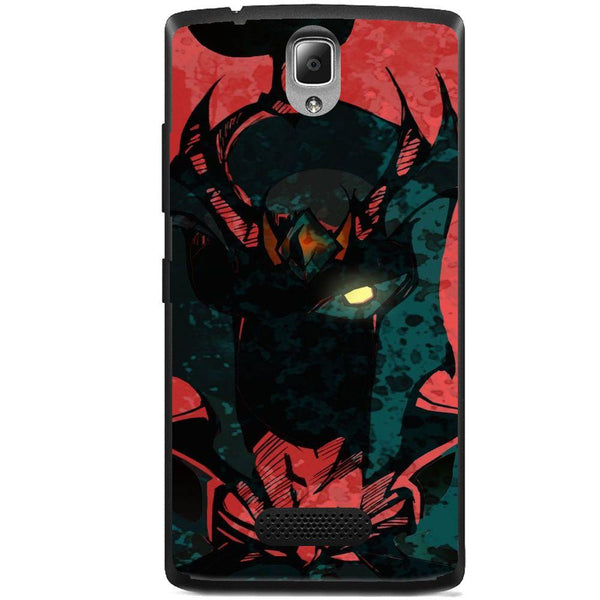 Phone Case Dota 2 - Mortred Lenovo A1000 Vibe A