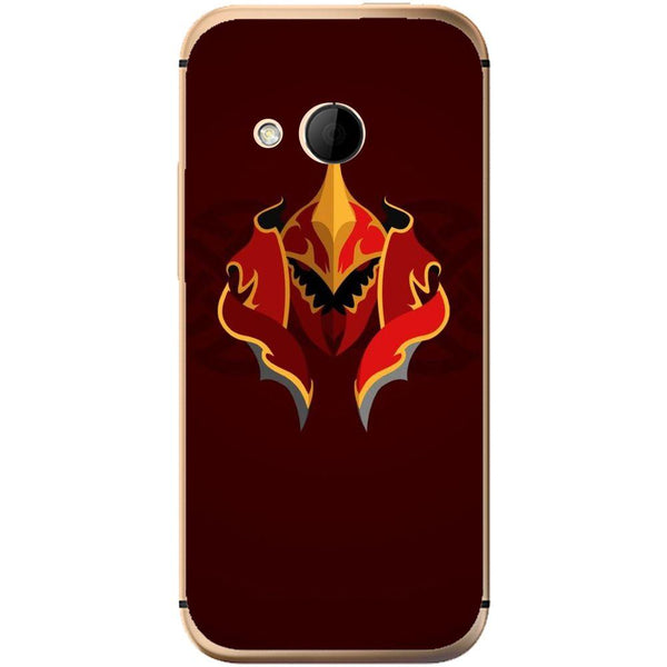 Phone Case Dota 2 - Nyx Assassin HTC One Mini 2
