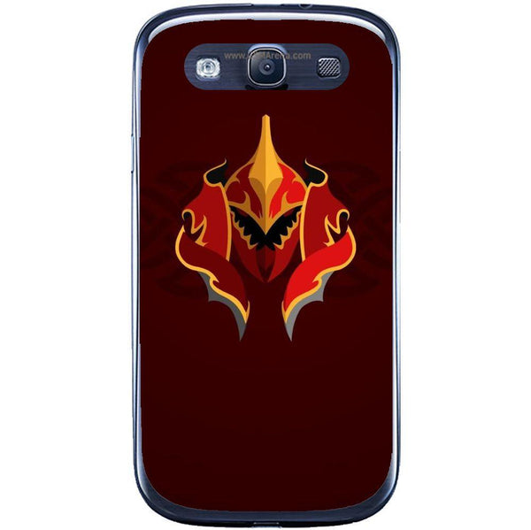 Phone Case Dota 2 - Nyx Assassin Samsung Galaxy S3 Neo I9301 S3 I9300