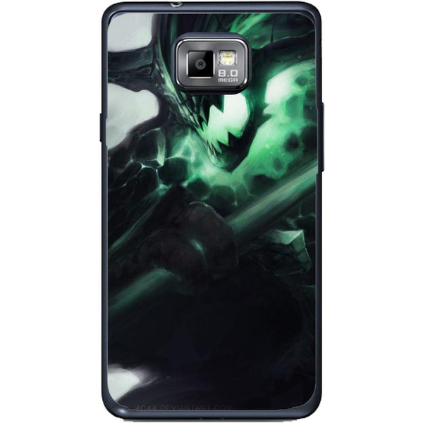 Phone Case Dota 2 - Outworld Devourer Samsung Galaxy S2 Plus I9105