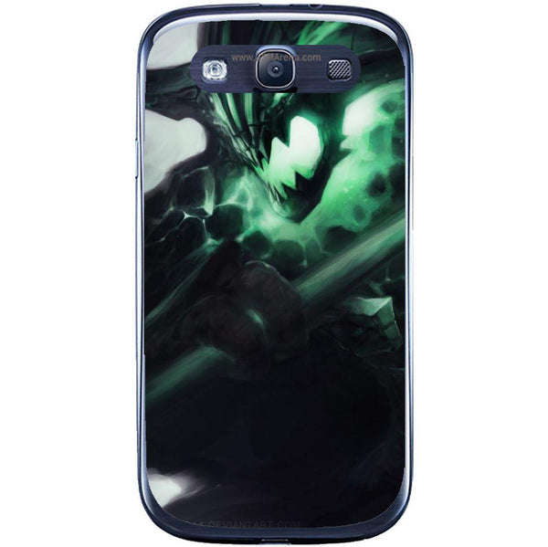 Phone Case Dota 2 - Outworld Devourer Samsung Galaxy S3 Neo I9301 S3 I9300