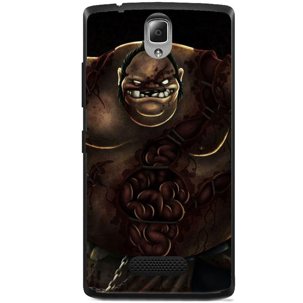 Phone Case Dota 2 - Pudge Lenovo A1000 Vibe A