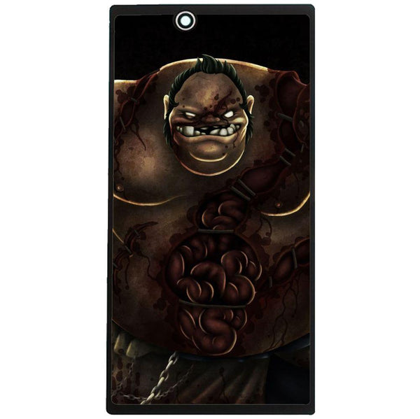 Phone Case Dota 2 - Pudge Sony Xperia Z C6602 C6603