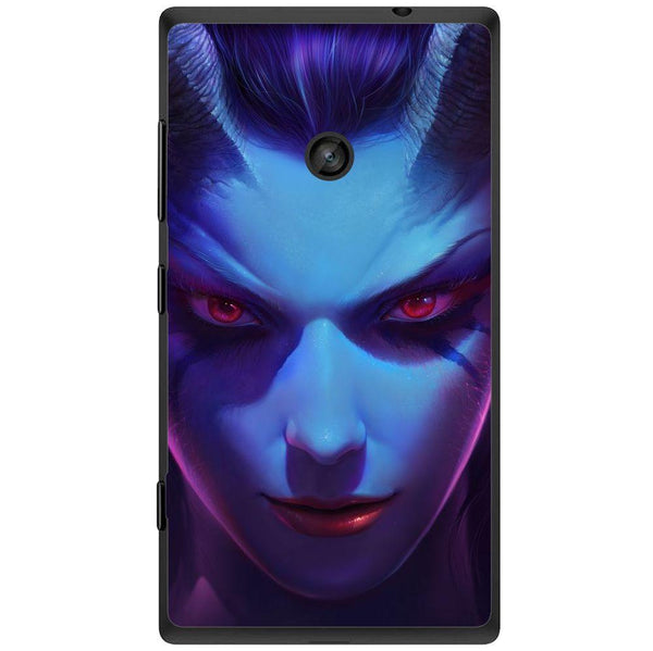 Phone Case Dota 2 - Queen Of Pain Nokia Lumia 520