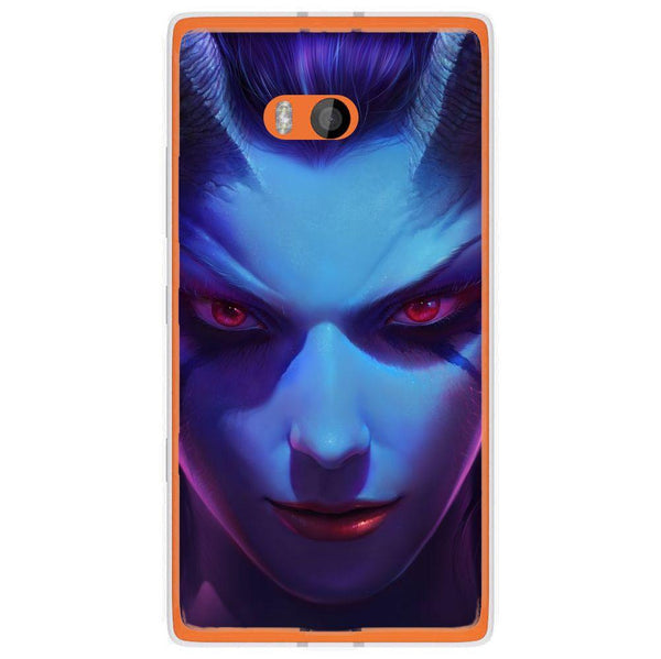 Phone Case Dota 2 - Queen Of Pain Nokia Lumia 930