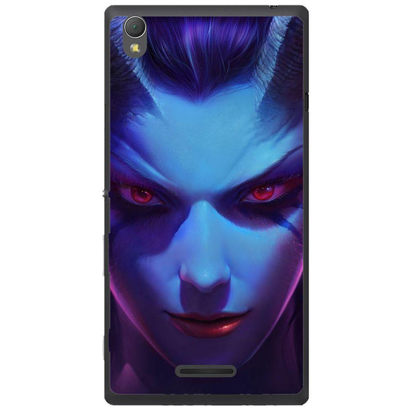 Phone Case Dota 2 - Queen Of Pain Sony Xperia T3
