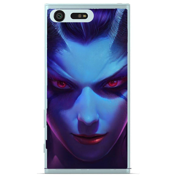 Phone Case Dota 2 - Queen Of Pain Sony Xperia X Compact