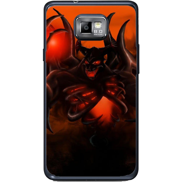 Phone Case Dota 2 - Shadow Fiend Samsung Galaxy S2 Plus I9105