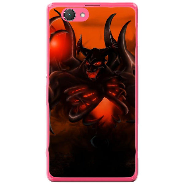 Phone Case Dota 2 - Shadow Fiend Sony Xperia Z1 Compact D5503