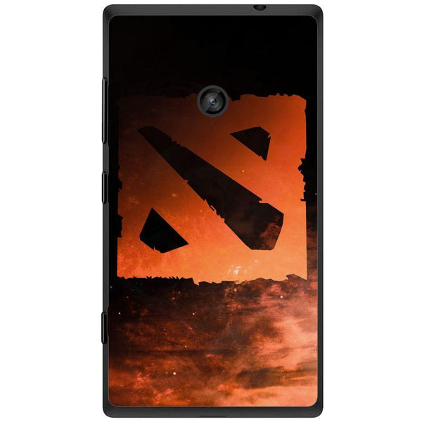 Phone Case Dota Shadow Nokia Lumia 520