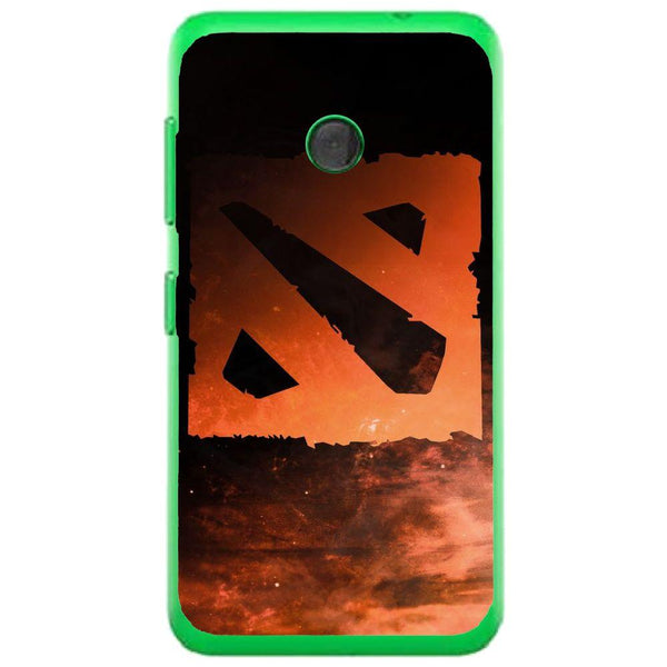Phone Case Dota Shadow Nokia Lumia 530