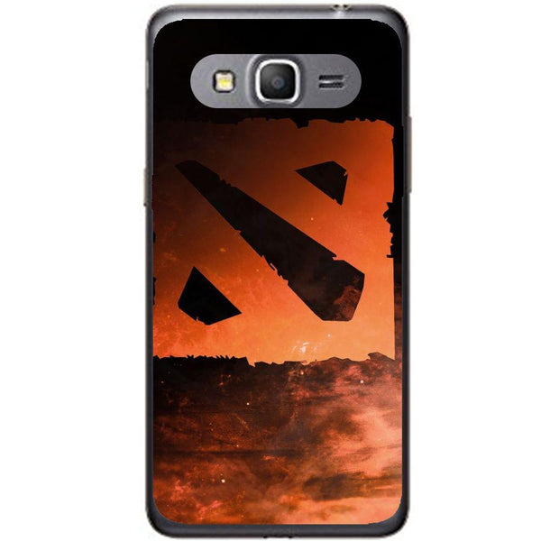 Phone Case Dota Shadow Samsung Galaxy Core Prime G360