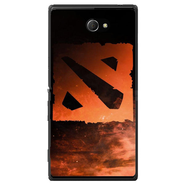 Phone Case Dota Shadow Sony Xperia M2 Dual D2302