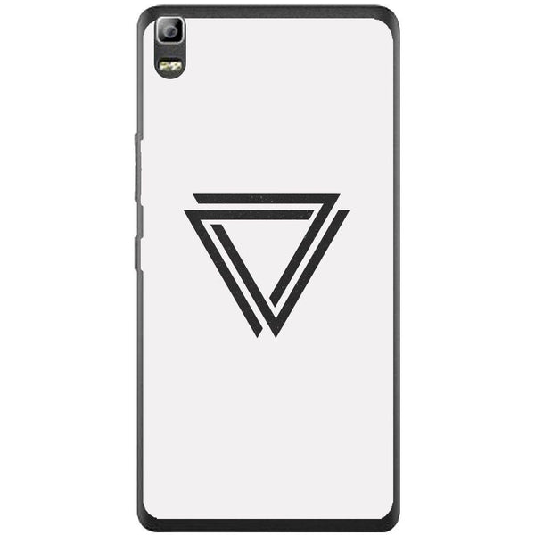 Phone Case Double Triangle Lenovo K3 Note A7000