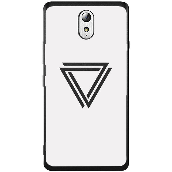 Phone Case Double Triangle Lenovo Vibe P1m