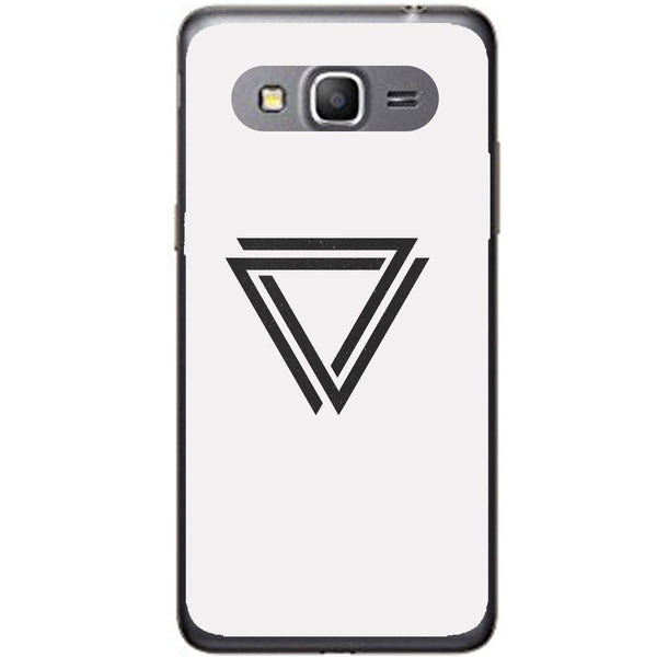 Phone Case Double Triangle Samsung Galaxy Core Prime G360
