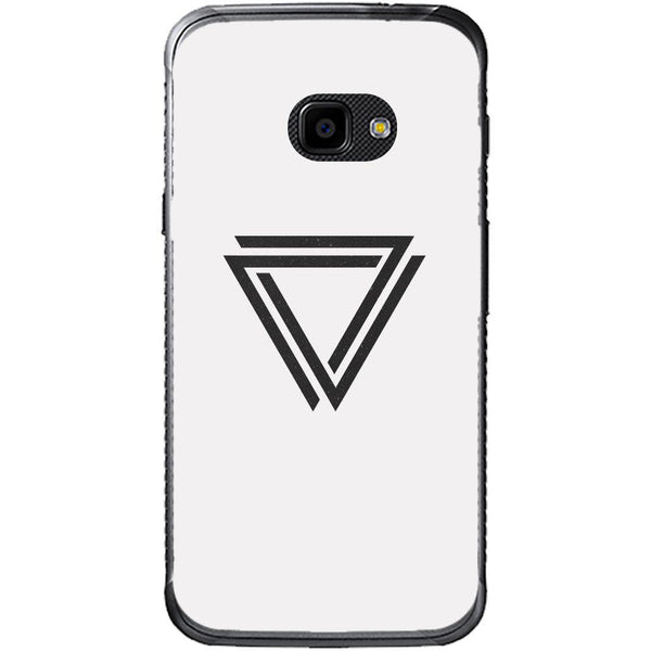 Phone Case Double Triangle Samsung Galaxy Xcover 4