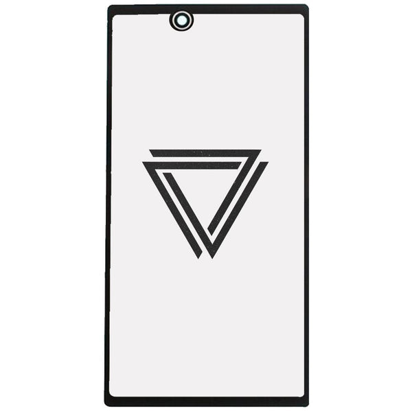 Phone Case Double Triangle Sony Xperia Z C6602 C6603