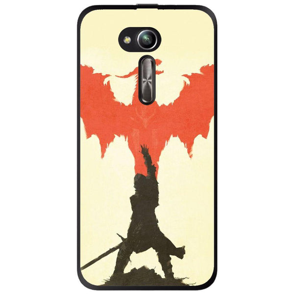 Phone Case Dragon Age Asus Zenfone Go Zb500kl