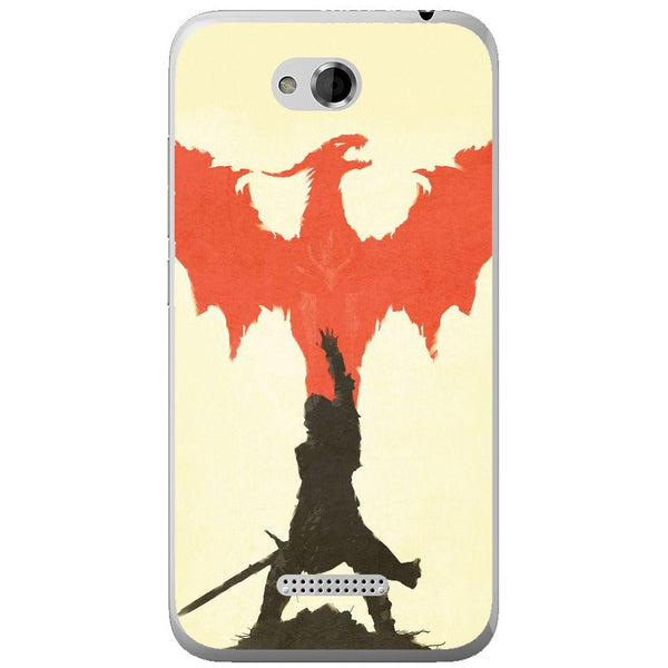 Phone Case Dragon Age HTC Desire 616