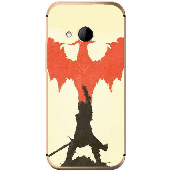 Phone Case Dragon Age HTC One Mini 2