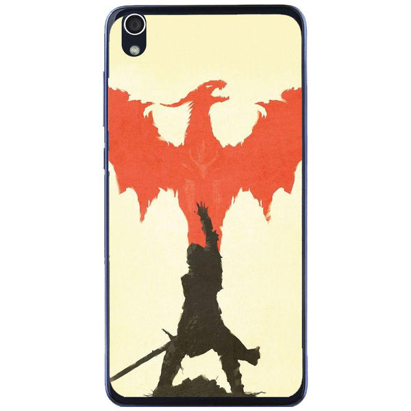 Phone Case Dragon Age Lenovo S850
