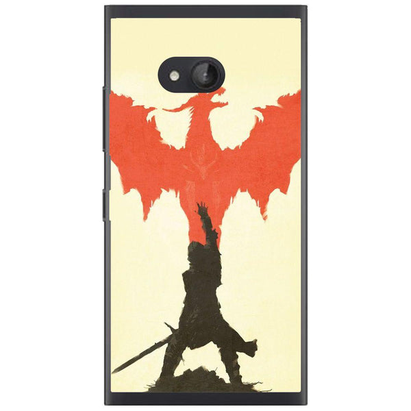 Phone Case Dragon Age Nokia Lumia 730 735