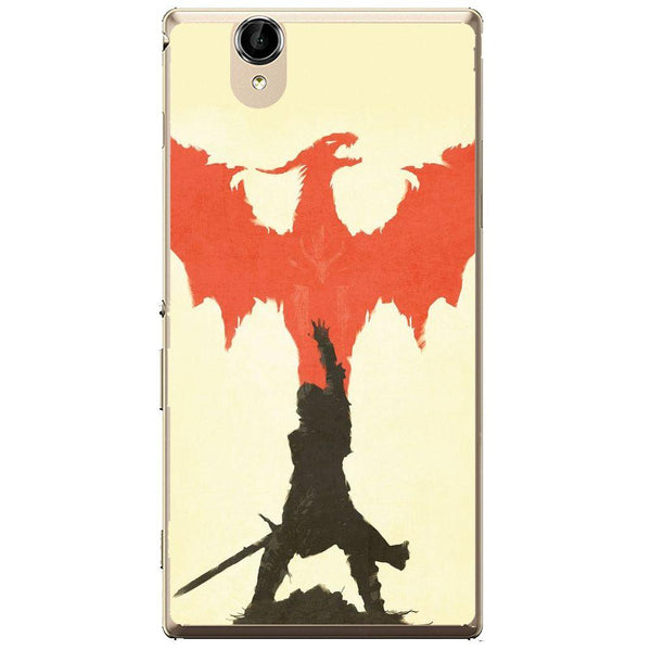 Phone Case Dragon Age Sony Xperia T2 Ultra