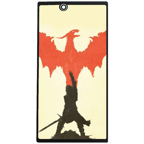 Phone Case Dragon Age Sony Xperia Z C6602 C6603