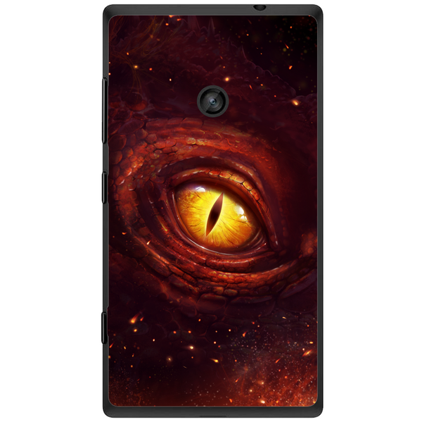 Phone Case Dragon Eye Nokia Lumia 520