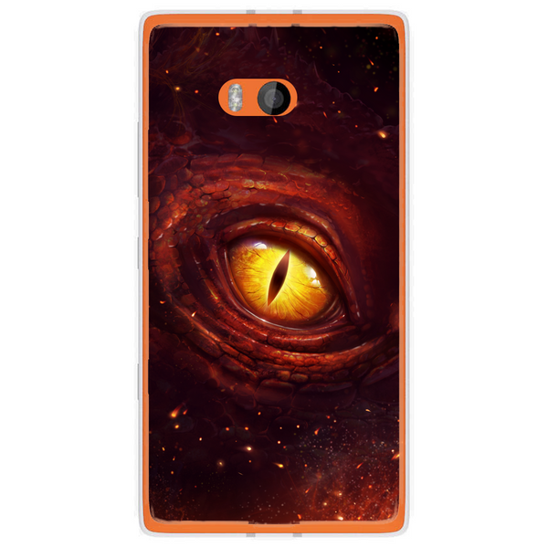 Phone Case Dragon Eye Nokia Lumia 930