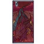 Phone Case Dragon Art Lenovo P70