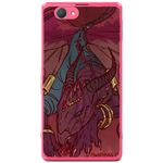 Phone Case Dragon Art Sony Xperia Z1 Compact D5503