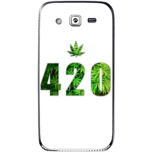 Phone Case Green 420 SAMSUNG Galaxy Grand 2