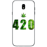 Phone Case Green 420 SAMSUNG Galaxy J3 2017