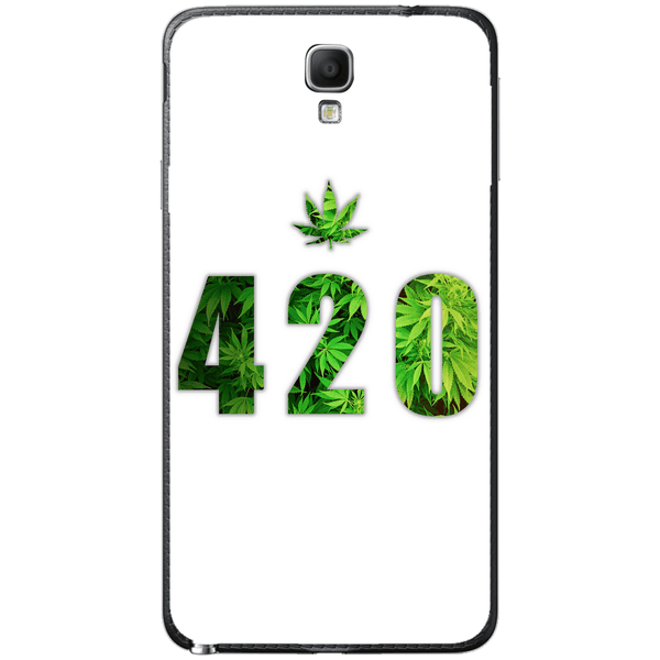 Phone Case Green 420 SAMSUNG Galaxy Note 3 Neo
