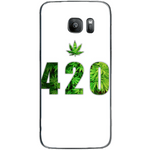 Phone Case Green 420 SAMSUNG Galaxy S7