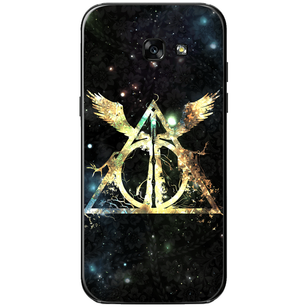 Phone Case Harry Potter Deathly Hallows SAMSUNG Galaxy A5 2017