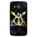 Phone Case Harry Potter Deathly Hallows SAMSUNG Galaxy Core 4g