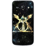 Phone Case Harry Potter Deathly Hallows SAMSUNG Galaxy Core Plus Trend 3