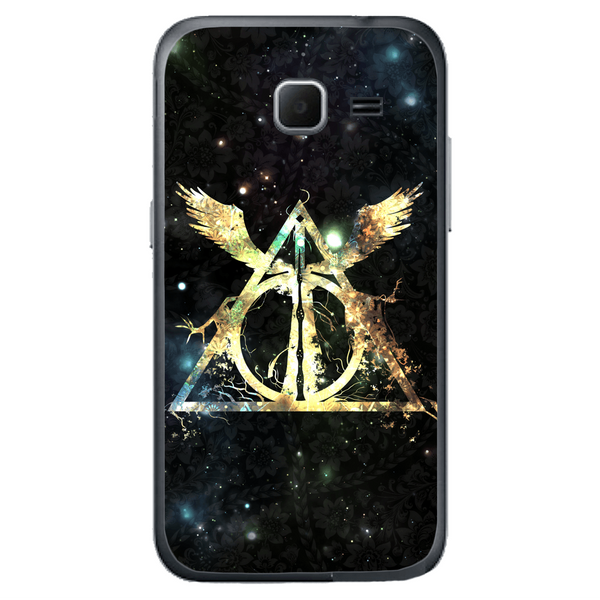 Phone Case Harry Potter Deathly Hallows SAMSUNG Galaxy Core Prime
