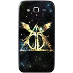 Phone Case Harry Potter Deathly Hallows SAMSUNG Galaxy Grand 2