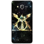 Phone Case Harry Potter Deathly Hallows SAMSUNG Galaxy Grand Prime