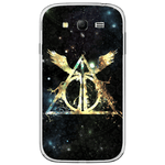 Phone Case Harry Potter Deathly Hallows SAMSUNG Galaxy Grand