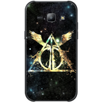 Phone Case Harry Potter Deathly Hallows SAMSUNG Galaxy J1 Ace