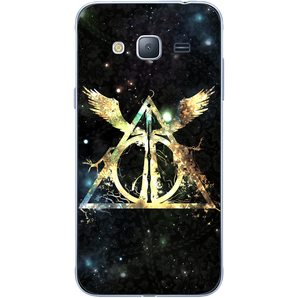 Phone Case Harry Potter Deathly Hallows SAMSUNG Galaxy J3