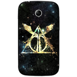 Phone Case Harry Potter Deathly Hallows SAMSUNG Galaxy Pocket 2