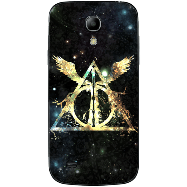 Phone Case Harry Potter Deathly Hallows SAMSUNG Galaxy S4 Mini