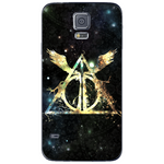 Phone Case Harry Potter Deathly Hallows SAMSUNG Galaxy S5