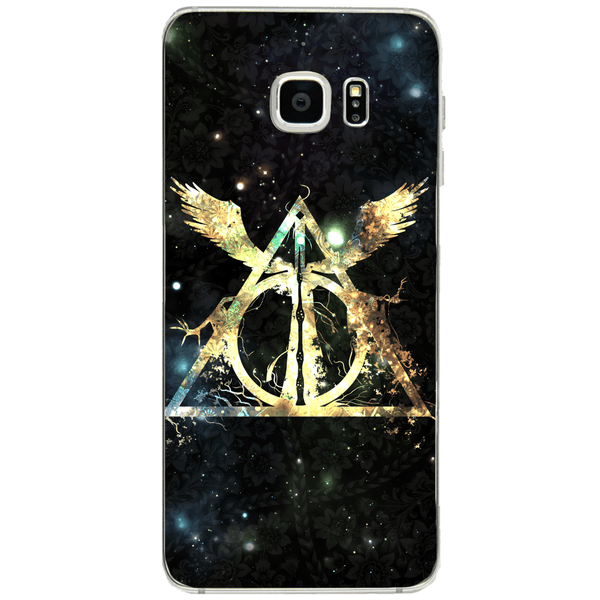Phone Case Harry Potter Deathly Hallows SAMSUNG Galaxy S6 Edge Plus